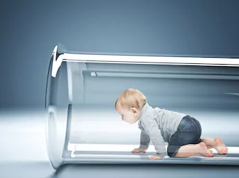 The Secret Behind the World's Test Tube Baby