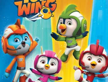 Earn Your Wings with the new Top Wings toy range from Hasbro